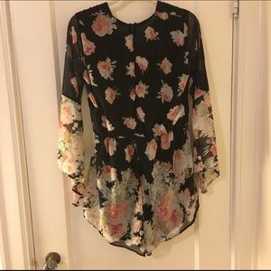 Choies Other - Long Sleeve Romper